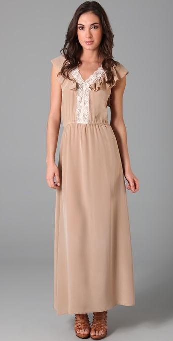 Sunner Willow Long Dress