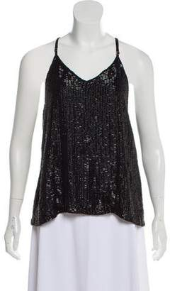 MLV Sequin Embellished Sleeveless Top w/ Tags