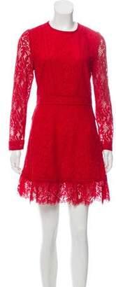 The Kooples Lace Mini Dress