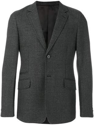 Prada flap pocket blazer