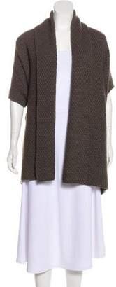 Vince Oversize Wool-Blend Cardigan