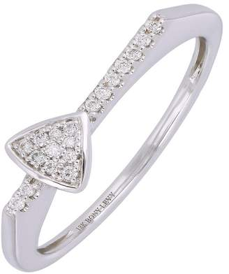 a1f6c24f2f0c3 Triangle Diamond Ring - ShopStyle