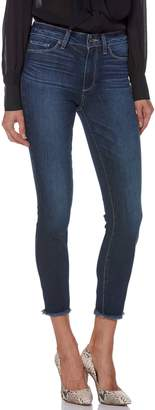 Paige Transcend Vintage - Hoxton High Waist Ankle Skinny Jeans