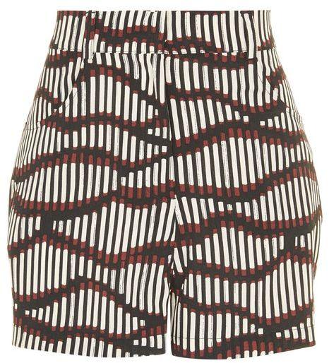 TopshopTopshop Matchstick print shorts