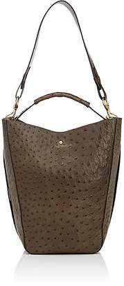 Ghurka Women's Starling Ostrich Hobo Bag