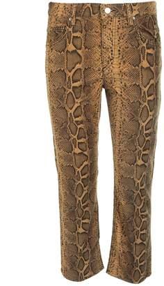 Isabel Marant Apollo Zebra Trousers