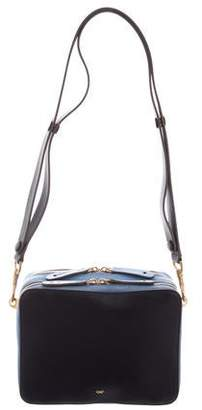 Anya Hindmarch Colorblock Leather Crossbody Bag