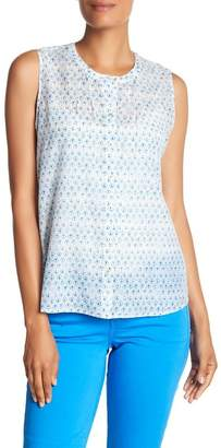 Tommy Bahama Sleeveless Printed Top