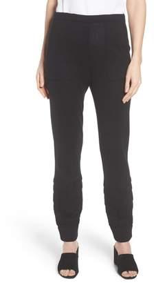 Ming Wang Knit Ankle Pants