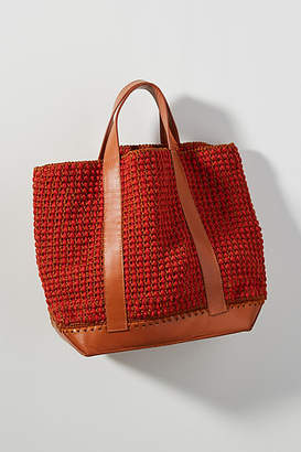 Rachel Comey Milo Crocheted Tote Bag