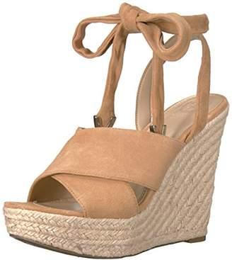 GUESS Women's Oshira Wedge Sandal