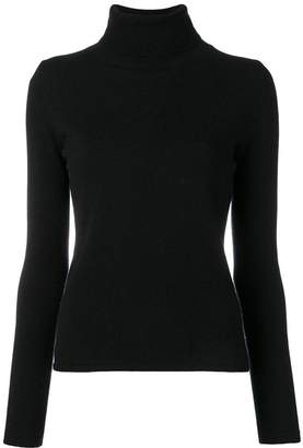 Allude roll neck sweater