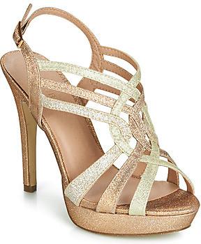 Menbur TRECASALI women's Sandals in Gold