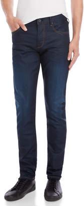 Scotch & Soda Blue Shine Ralston Slim Fit Jeans