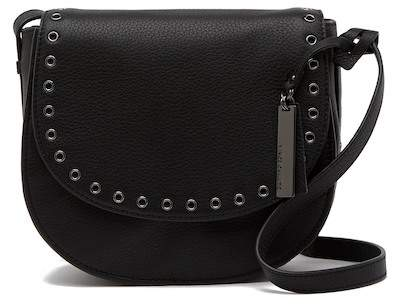 Vince Camuto Amiah Leather Flap Crossbody Bag