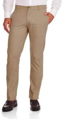Chaps Men's Custom Fit Khaki