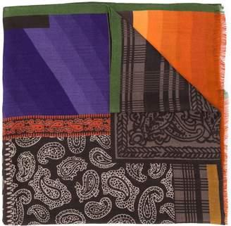 Etro paisley scarf