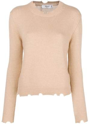 Blugirl cut out knit sweater