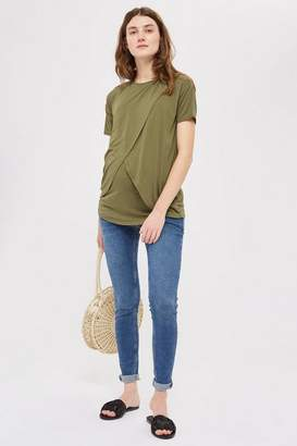 Topshop **Maternity Nursing Top