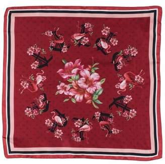 Pinko Square scarf
