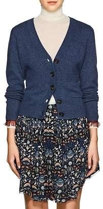 Chloé Women's Fringed Cashmere Cardigan