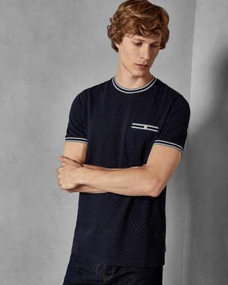 Ted Baker GLAAD Mini spot cotton T-shirt