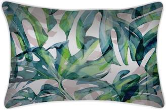 Camilla And Marc Escape to Paradise Jungle Fever Indoor/Outdoor Cushion Cover, 35x50 cm