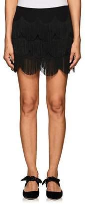 Marc Jacobs Women's Fringe Miniskirt