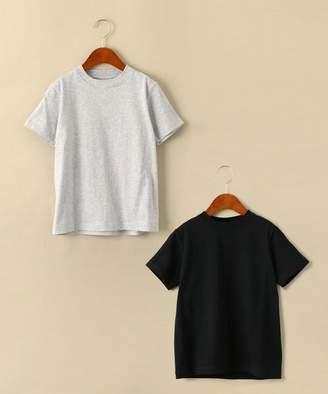 Hanes (へインズ) - 【キッズ】〔別注〕Hanes(ヘインズ)BEEFY 2P Tシャツ