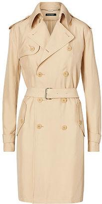 Ralph Lauren Lauren Trench Coat $295 thestylecure.com