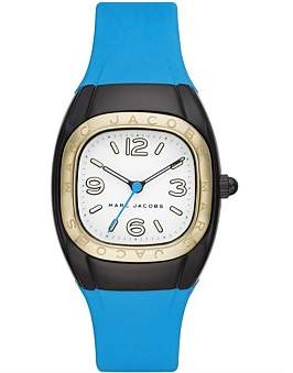 Marc by Marc Jacobs Unibody Blue Analogue Watch