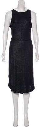 Rag & Bone Sleeveless Midi Dress w/ Tags