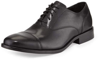 Cole Haan Williams Leather Cap Toe Lace-up, Black