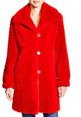 Maximilian Furs Maximilian Sheared Beaver Reversible Coat - 100% Exclusive
