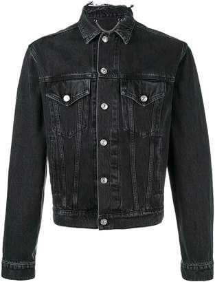 Balenciaga Sinners Denim Jacket