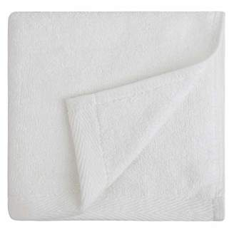 Everplush Flat Loop Quick-Dry Washcloth Towel Set