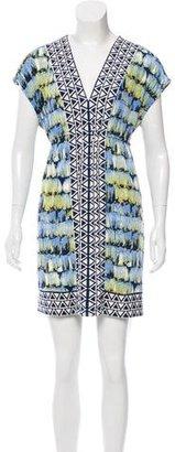 Ali Ro Printed Mini Dress w/ Tags $65 thestylecure.com