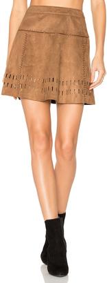 ale by alessandra x REVOLVE Mayte Skirt $158 thestylecure.com