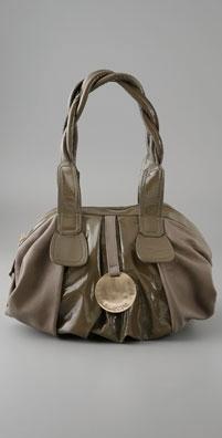 Gustto Cala Patent Bag
