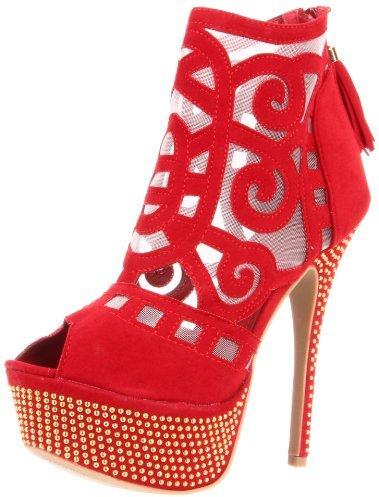 Liliana Women's Paulette-43 Ankle Boot