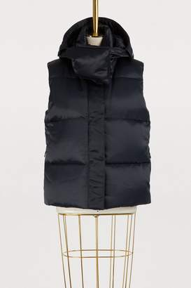 Off-White Off White Sleeveless down jacket