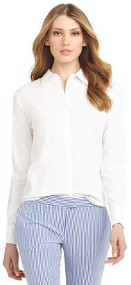 Brooks Brothers Non-Iron Fitted French Cuff Dress Shirt