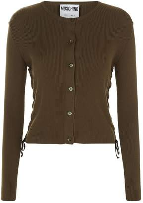 Moschino Teddy Safety Pin Sweater