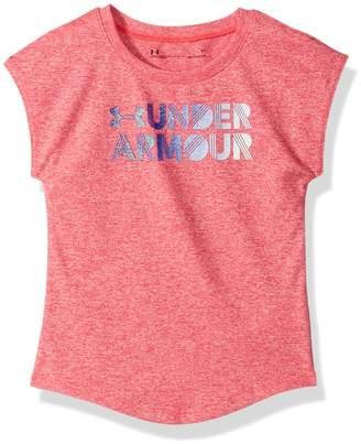 Under Armour Little Girl's Starry Flutter Top Shirt