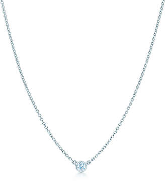 Diamonds by the yard necklace shopstyle uk elsa peretti diamonds by the yard pendant aloadofball Gallery