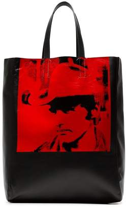 Calvin Klein x Andy Warhol Foundation Dennis Hopper tote bag