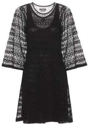 Isabel Marant Agate crocheted linen dress