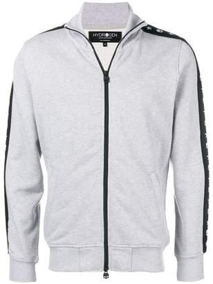 Hydrogen mock neck jacket
