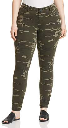SLINK Jeans Plus Camo Knit Skinny Lounge Pants