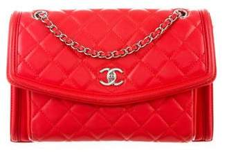 Chanel Geometric Flap Bag
